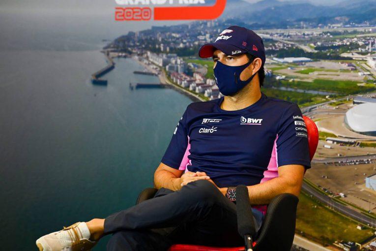 F1 | F1ロシアGP木曜会見(2):離脱が決まったペレス、チーム内の変化を示唆「明らかに僕に何かを隠すようになった」