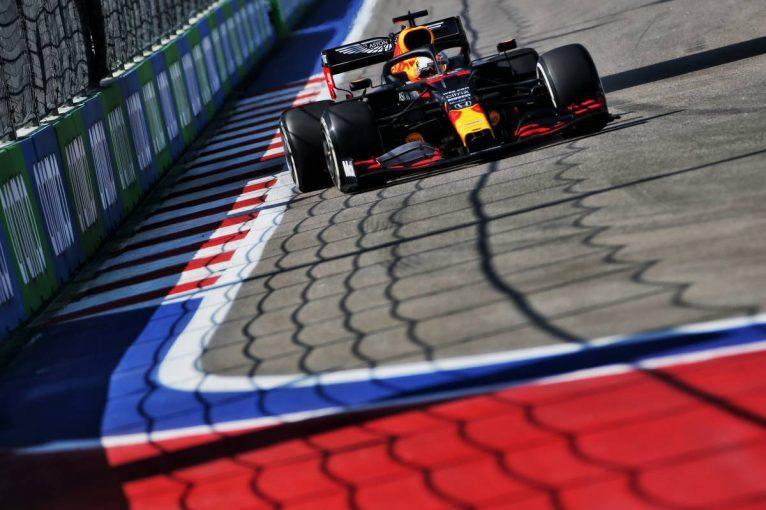 F1 | 【タイム結果】F1第10戦ロシアGPフリー走行1回目