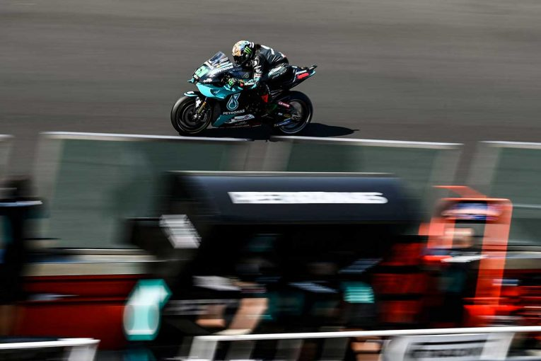 MotoGP | 【タイム結果】2020MotoGP第9戦カタルーニャGP フリー走行2回目