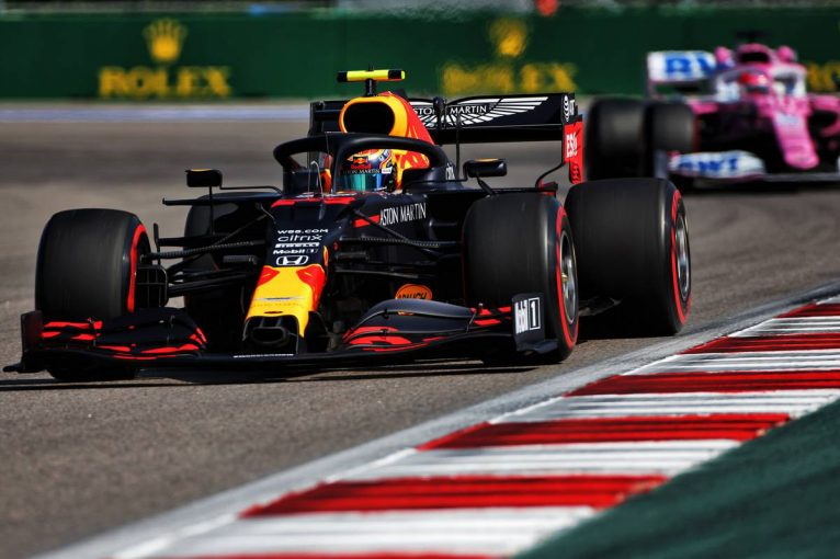 F1 | 【タイム結果】F1第10戦ロシアGPフリー走行2回目