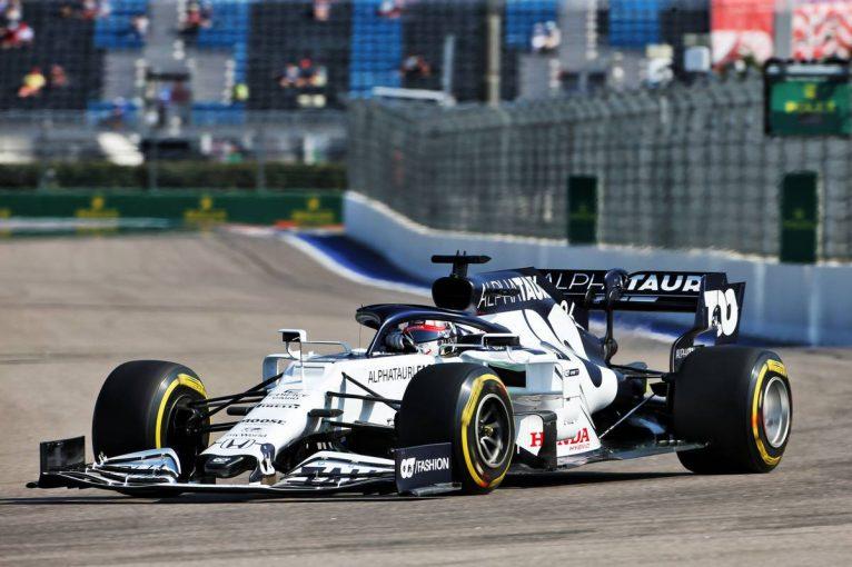 F1 | 2020年F1第10戦ロシアGP、TV放送&タイムスケジュール