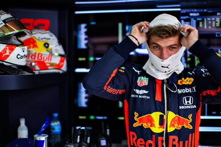 F1 | フェルスタッペン「予選3番手争いは激戦になる。ルノーは危険な存在」レッドブル・ホンダ【F1第10戦金曜】