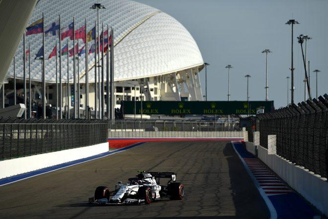 2020年F1第10戦ロシアGP ピエール・ガスリー(アルファタウリ・ホンダ)