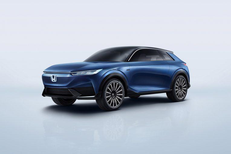 クルマ | ホンダ、2020年北京モーターショーで『Honda SUV e:concept』を世界初公開