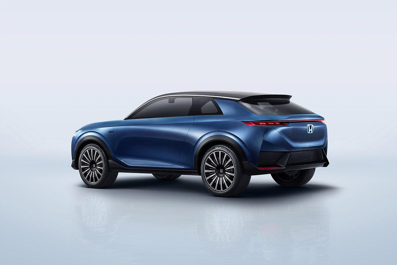 ホンダ、2020年北京モーターショーで『Honda SUV e:concept』を世界初公開