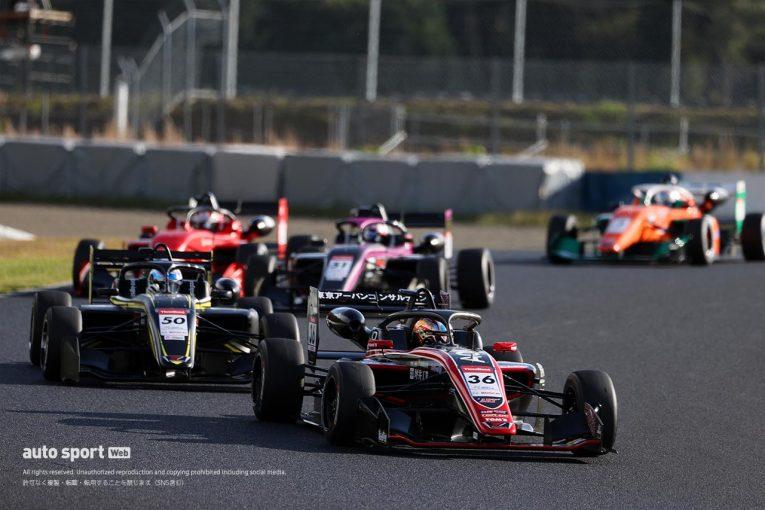 国内レース他 | スーパーフォーミュラ・ライツは前半戦を終える。宮田と阪口の一騎討ちの様相に