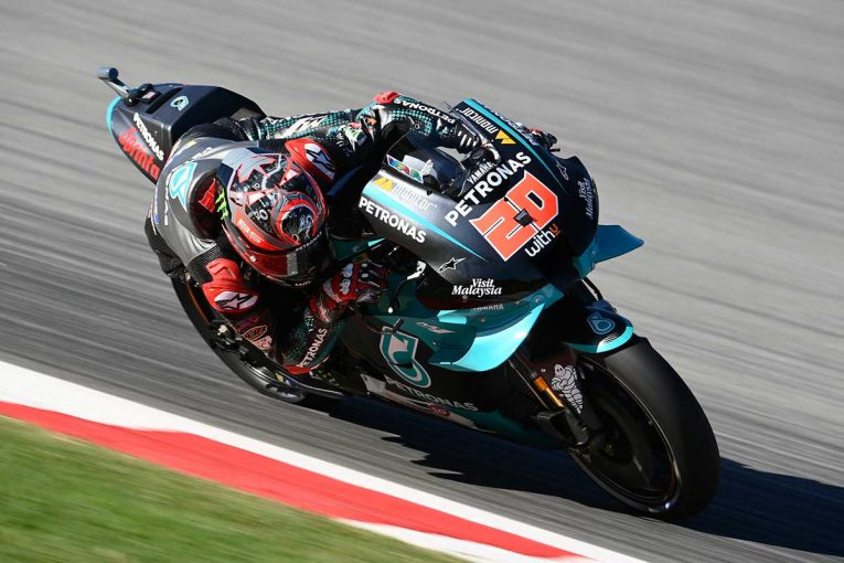 MotoGP | 【タイム結果】2020MotoGP第9戦カタルーニャGP フリー走行3回目