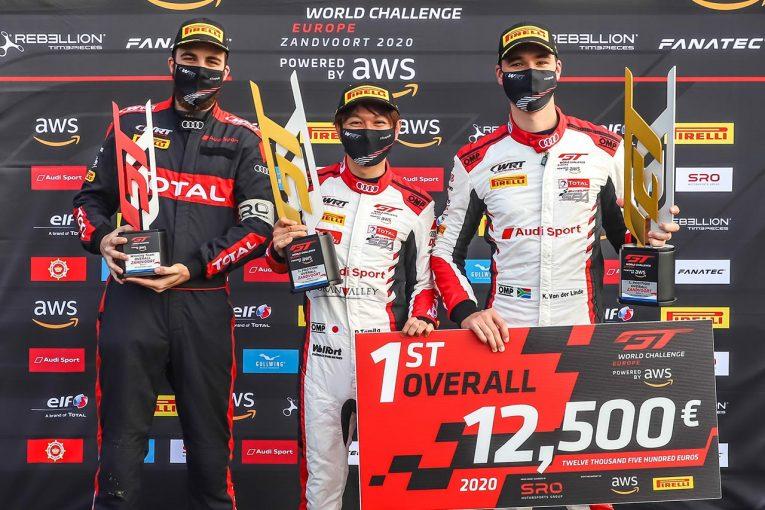 スーパーGT | グランバレイ 2020 GTWCヨーロッパ スプリントカップ  富田竜一郎初優勝のお知らせ