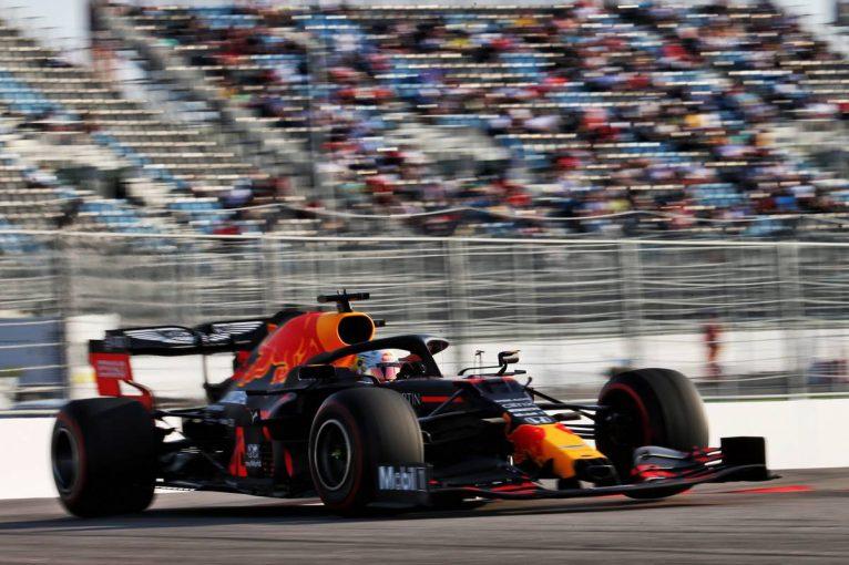 F1 | フェルスタッペンが2番手【順位結果】2020年F1第10戦ロシアGP予選
