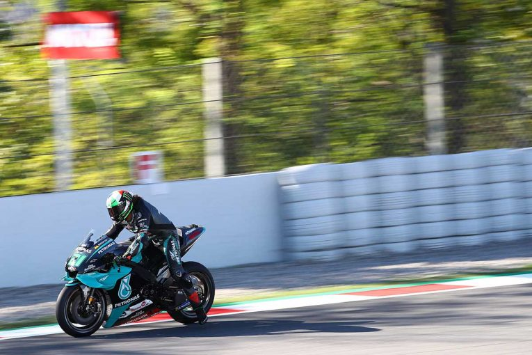 MotoGP   【順位結果】2020MotoGP第9戦カタルーニャGP MotoGP予選総合