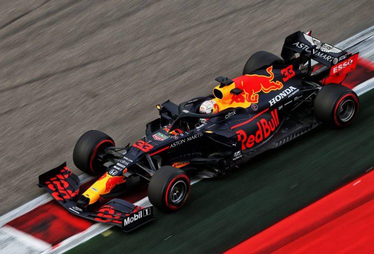 F1 | レッドブル・ホンダ分析:ボッタスのスリップを有効活用。セクター1で0.3秒縮めたフェルスタッペンのラストアタック