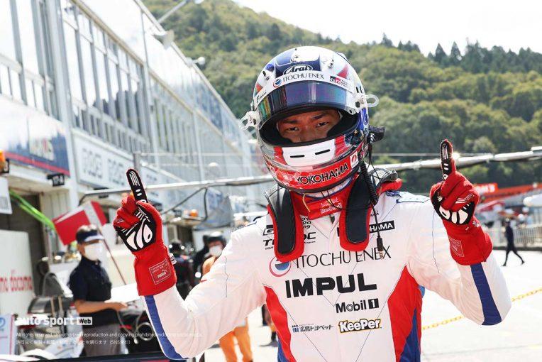 スーパーフォーミュラ | 平川が2戦連続のポール獲得。デビューレースの宮田がフロントロウに並ぶ【スーパーフォーミュラ第2戦予選】