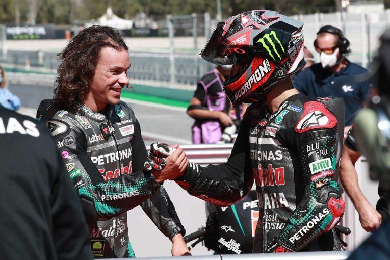 MotoGP | MotoGP第9戦カタルーニャGP:ヤマハ、フロントロウを独占。モルビデリが自身初のポールポジションを獲得