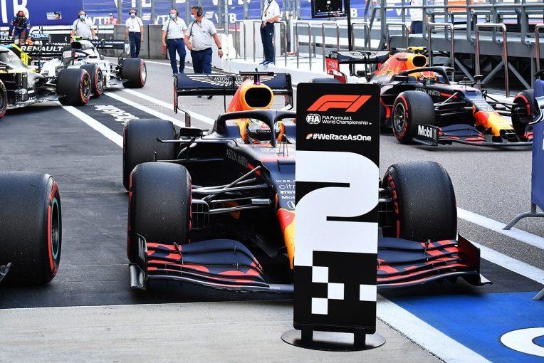 F1 | ホンダF1田辺TD予選後会見:最前列獲得とタイヤ戦略は「非常に明るい材料」PUトラブルに関する話し合いも実施