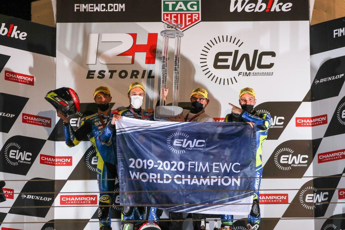 4位フィニッシュのSERTが王座奪還。優勝はYARTヤマハ、TSRホンダは25秒差で2位/EWC第4戦エストリル12時間