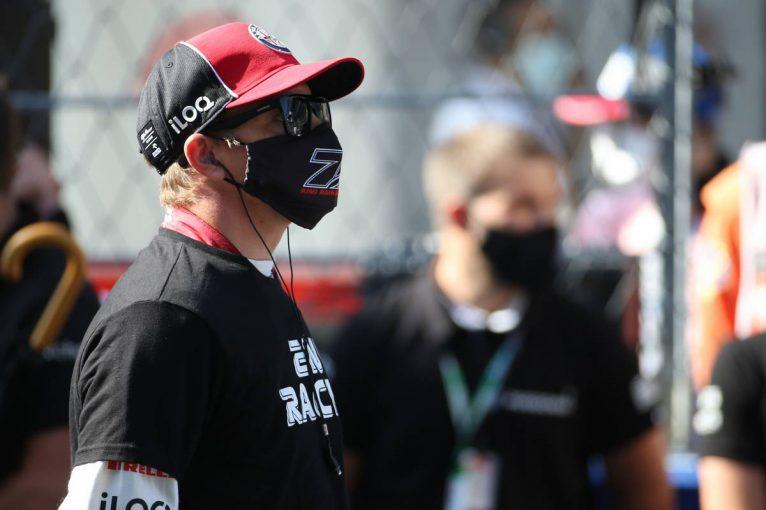 F1 | ライコネン「スタート位置を考えれば、レースではできる限りのことをした」:アルファロメオ F1第10戦決勝