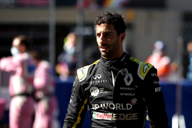 F1 | リカルド5位「ミスから挽回できてよかった。車がうまく機能しすべてがいい方向に進んでいる」ルノー【F1第10戦決勝】