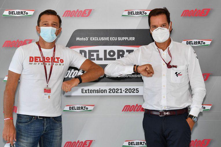 MotoGP | MotoGP:デロルト、2025年までMoto3クラスのECUサプライヤーを継続