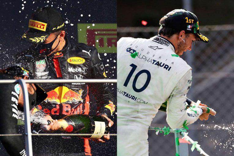 F1 | 「無意味」発言の意図。アルボンとガスリーの再交代がない理由はメンタリティの違いか