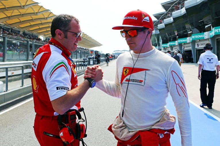 F1 | F1新CEOのドメニカリをドライバーたちが大歓迎。ライコネンはクールな反応