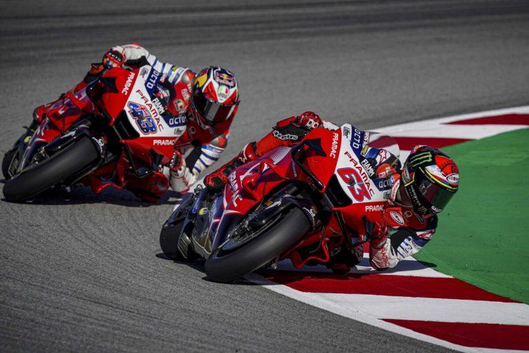 MotoGP | MotoGP:2021年のドゥカティライダー4人が発表。マルティンが最高峰に昇格、バニャイアはワークスへ