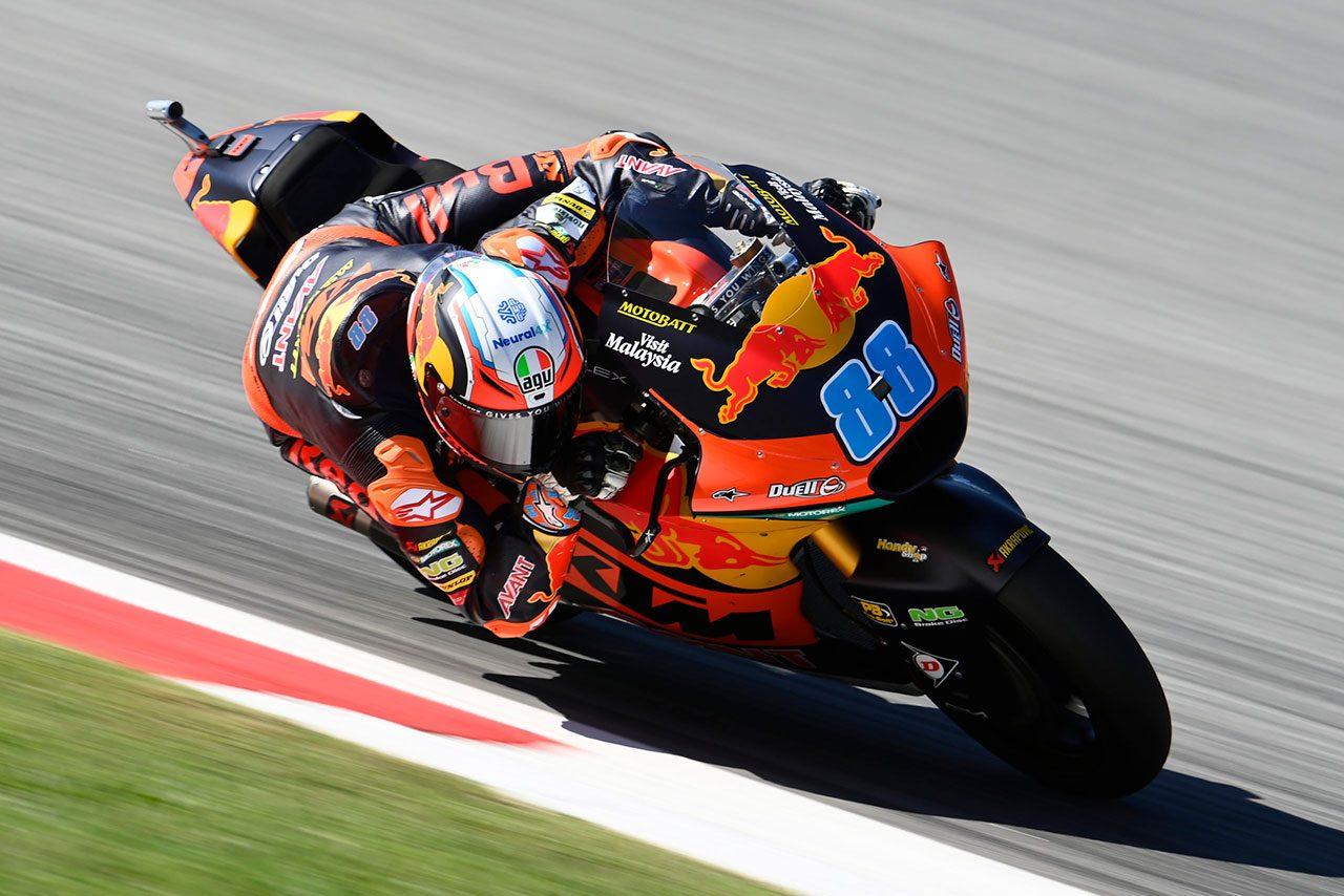MotoGP:2021年のドゥカティライダー4人が発表。マルティンが最高峰に昇格、バニャイアはワークスへ