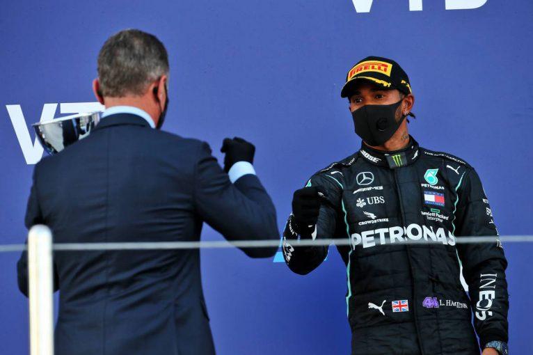 F1 | ハミルトン、ペナルティへの反論で波紋が広がるも「教訓を得て、次の機会のために戦い続ける」