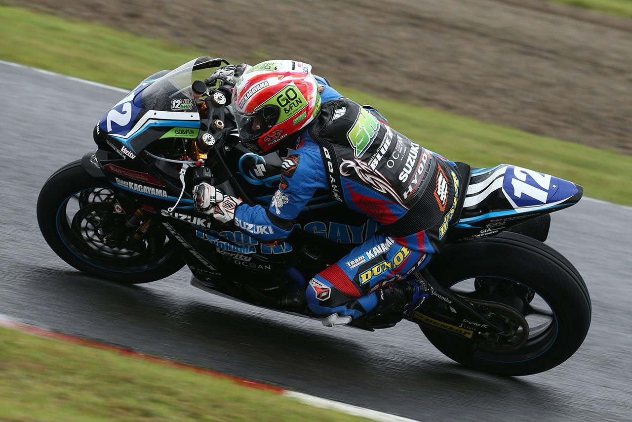 全日本ロードJ-GP3王者の長谷川聖がFIM CEVレプソルMoto3にスポット参戦