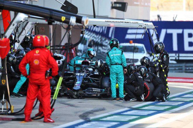 2020年F1第10戦ドイツGP ルイス・ハミルトン(メルセデス)