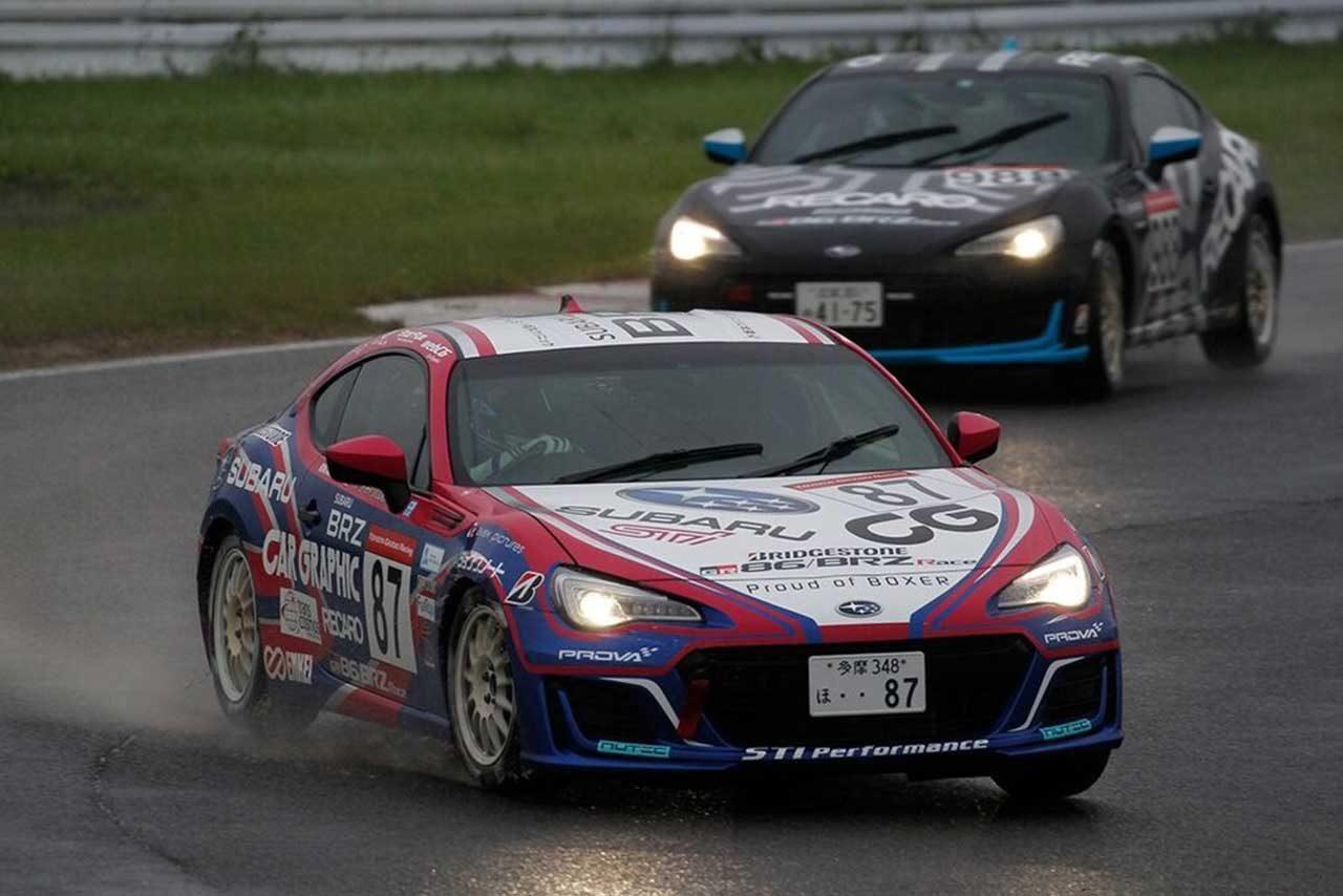ブリヂストン TOYOTA GAZOO Racing 86/BRZ Race第4戦十勝 レースレポート