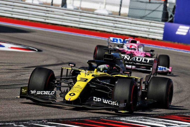 F1 | 【F1第10戦無線レビュー(2)】ペナルティを受けても前向きなリカルド「オーケー、じゃ、これからもっと速く走ってやろう」