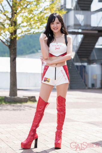 レースクイーン | 友野ゆみ(2020 Jms Garage girls)