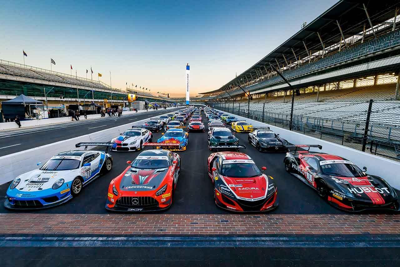2020年IGTC第2戦インディアナポリス8時間レース