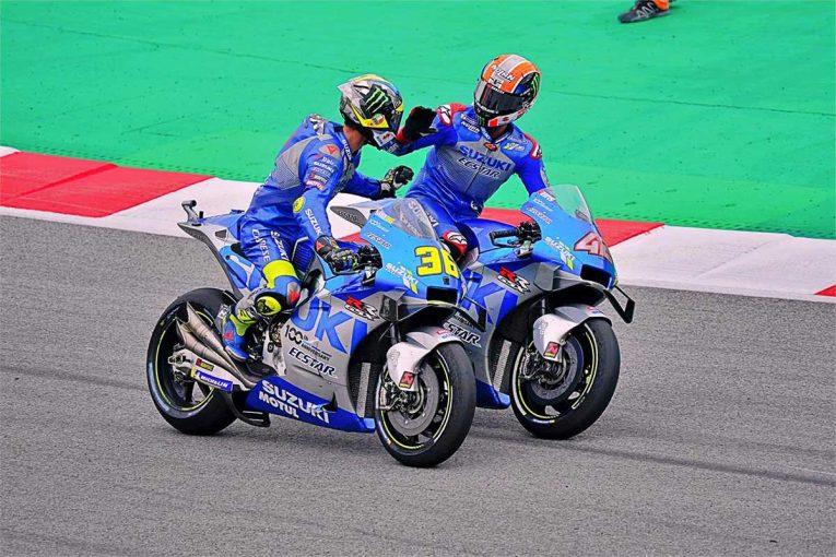 MotoGP   優勝まであと一歩、ダブル表彰台で勢いに乗るスズキ/MotoGP第9戦レビュー(2)