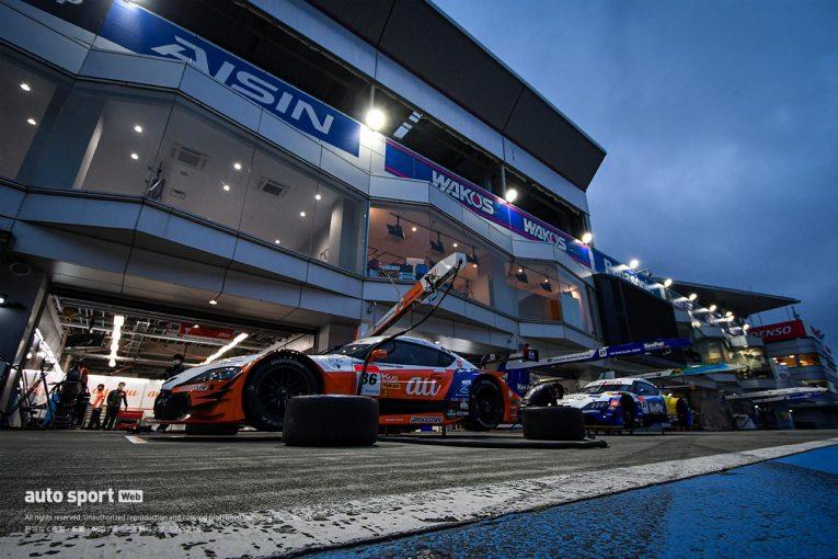 スーパーGT | スーパーGT第5戦『たかのこのホテル FUJI GT300km RACE』10月2日の様子