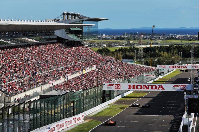 F1 | F1が日本GP中止について声明発表。カレンダー変更については「現在調整中」