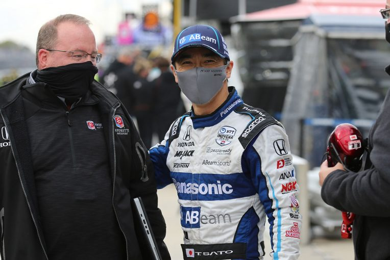 海外レース他   ホンダのF1活動終了発表に佐藤琢磨も悲しむ「F1にホンダがいないのは信じられないが、精一杯応援したい」