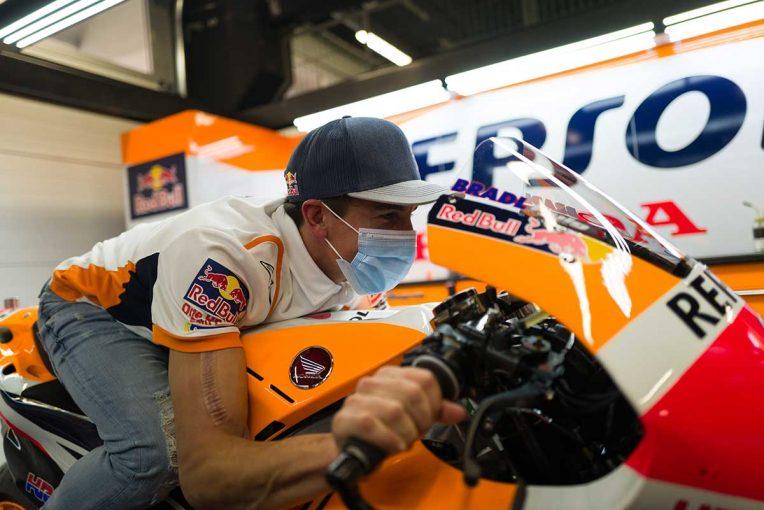 MotoGP   MotoGP:マルク・マルケスの復帰は2021年とレプソル・ホンダ。残り2戦も欠場してブラドルが代役を継続
