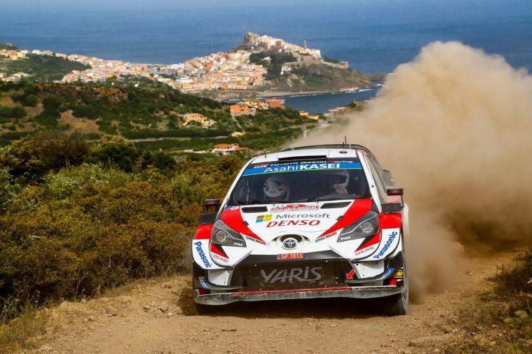 ラリー/WRC | WRC:トヨタ、8年ぶり10月開催のイタリアで選手権首位を死守へ。マキネン「できるだけ多くのポイントを」