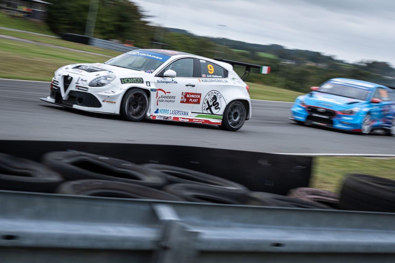 TCRデンマーク第3戦:ヤン・マグヌッセンがTCR規定ツーリングカー初優勝を飾る