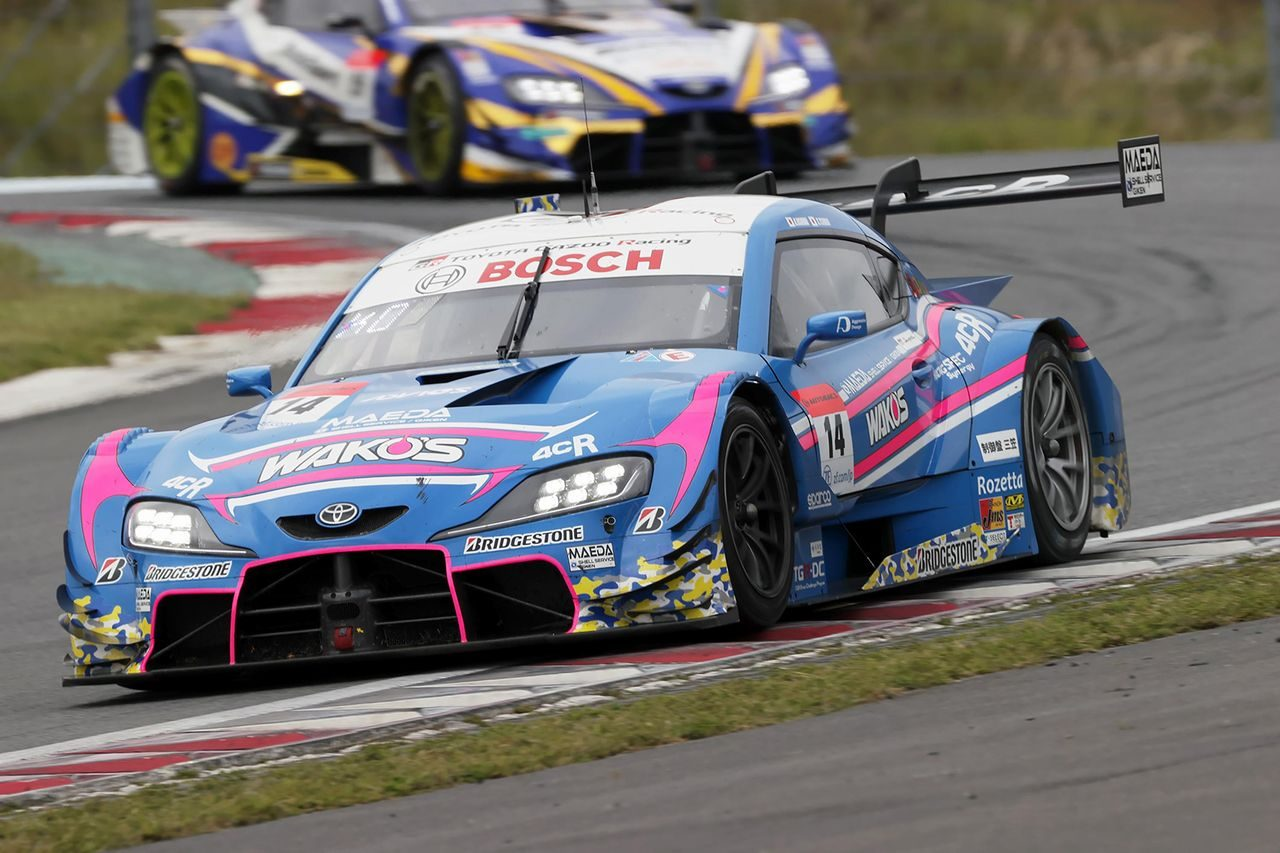 TOYOTA GAZOO Racing 2020スーパーGT第5戦富士 レースレポート