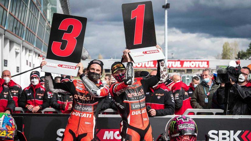 MotoGP | スコット・レディング「オープニングラップから最大限にプッシュした」/SBK第7戦決勝コメント