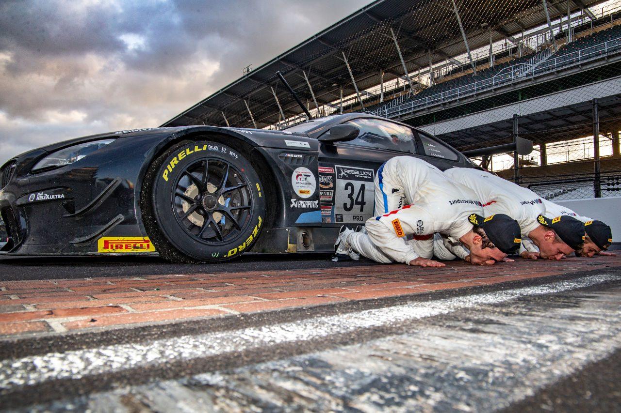 IGTC第2戦:ワーケンホルストがインディ8時間でワン・ツー。BMWに初優勝をもたらす