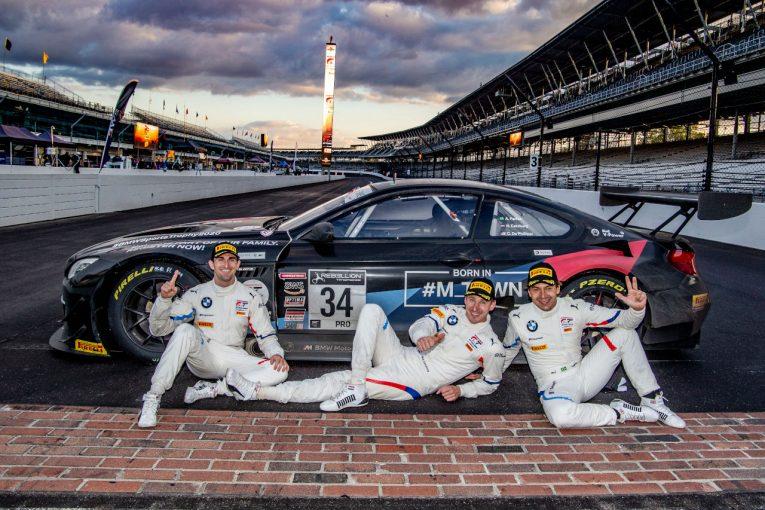 ル・マン/WEC | IGTC第2戦:ワーケンホルストがインディ8時間でワン・ツー。BMWに初優勝をもたらす