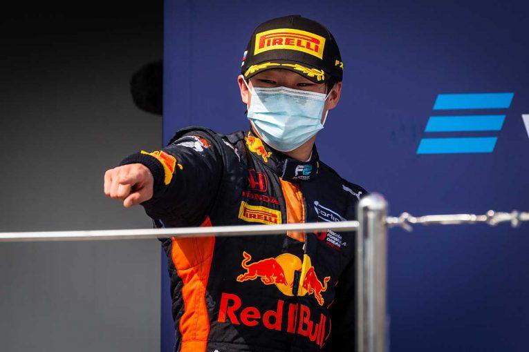 F1 | F1 Topic:ホンダF1活動終了で残された4つの疑問(後編) FIA-F2で活躍する角田裕毅の今後