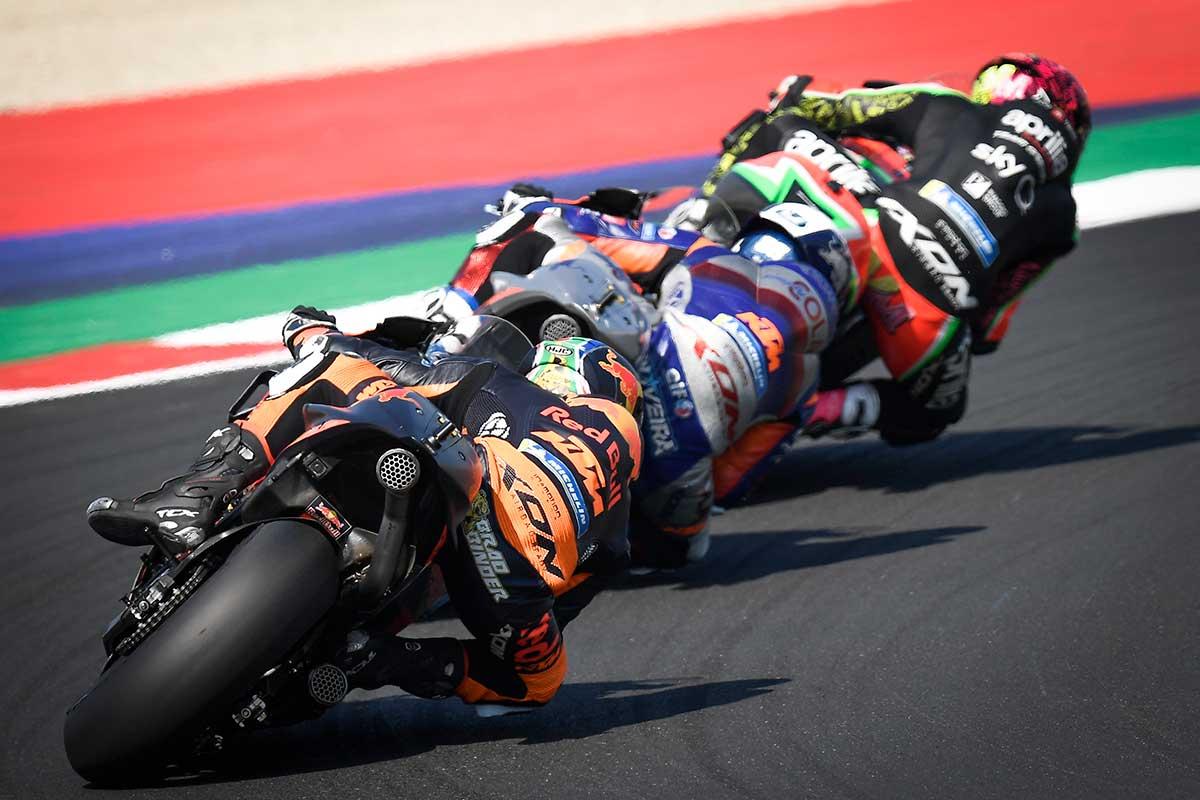 MotoGP第7戦サンマリノGP