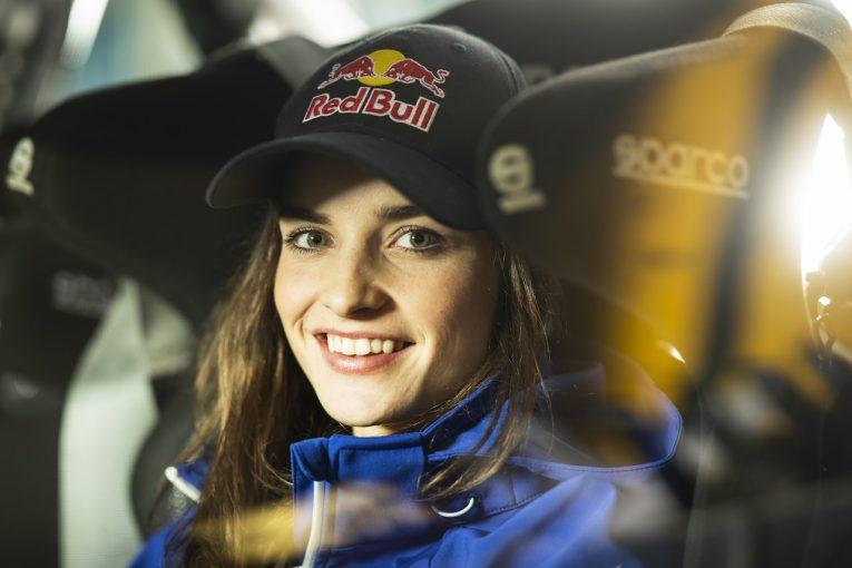 ラリー/WRC   エクストリームE:アンドレッティがWorldRX王者を起用。女性ペアにはマニングスを大抜擢