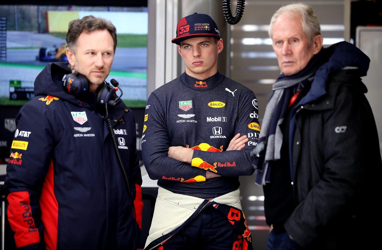 Photo of レッドブルF1代表、フェルスタッペン離脱の懸念を否定「エンジンに関連する契約解除条項はない」   F1   autosport web   オートスポーツweb