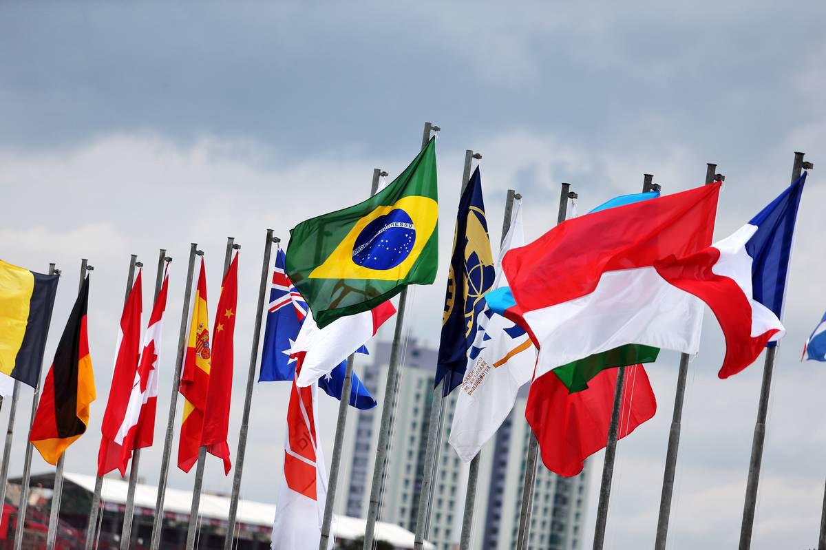 2019年F1第20戦ブラジルGP インテルラゴス・サーキット