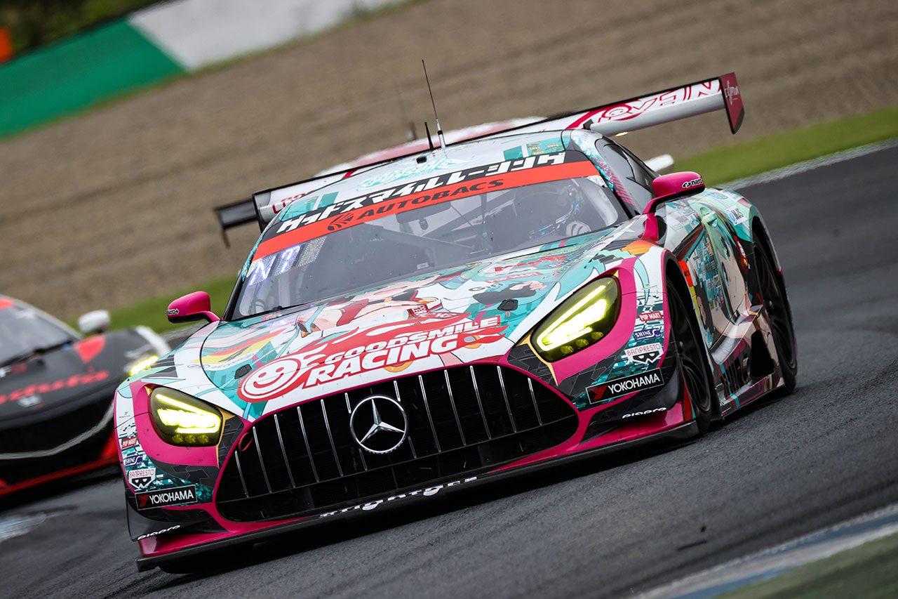 GOODSMILE RACING & Team UKYO 2020スーパーGT第4戦もてぎ レースレポート